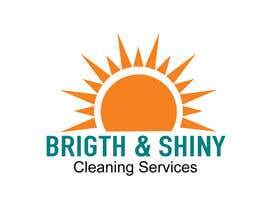 jeganr tarafından Design a Simple Logo for Bright & Shiny Cleaning Services için no 197