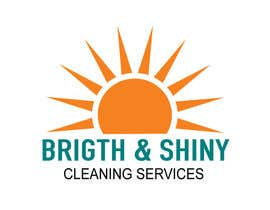 jeganr tarafından Design a Simple Logo for Bright & Shiny Cleaning Services için no 199