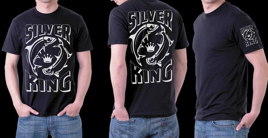 Konkurrenceindlæg #                                        44                                      for                                         Design a T-Shirt for a Salt water apparel company