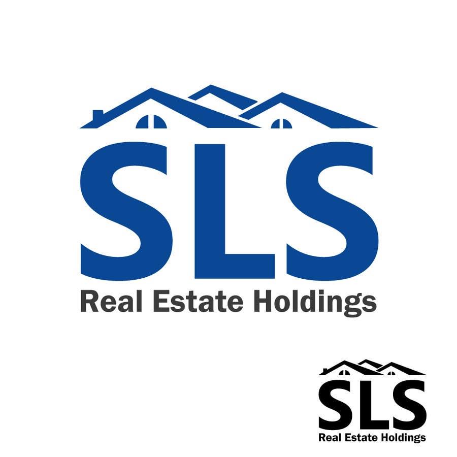 Inscrição nº 109 do Concurso para Design a Simple Vector Logo for Real Estate Company