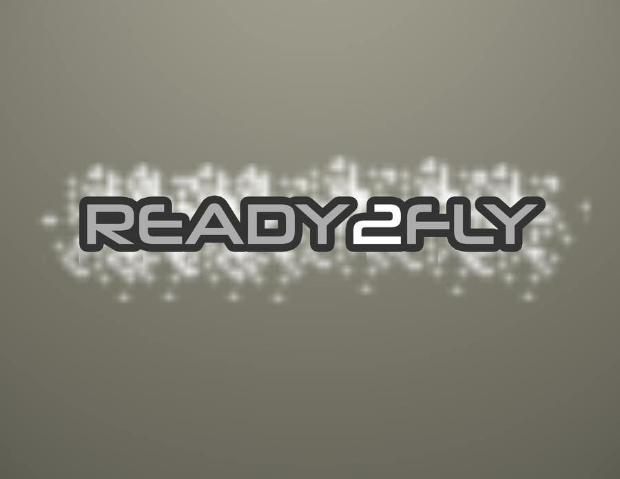 Contest Entry #                                        4                                      for                                         Diseñar un logotipo for Ready to Fly