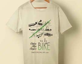 #30 cho Criar uma Camiseta para Bicicleta bởi flaviamodesto