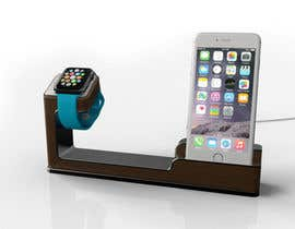 #6 cho Design and Create a 3d iwatch wooden prototype bởi mekhack