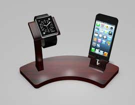 #4 cho Design and Create a 3d iwatch wooden prototype bởi artseba185