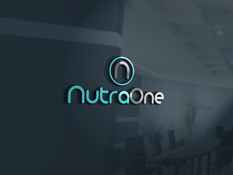 Proposition n°                                        135                                      du concours                                         Design a Logo for NutraOne Supplement Line