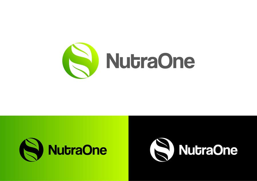 Proposition n°                                        149                                      du concours                                         Design a Logo for NutraOne Supplement Line