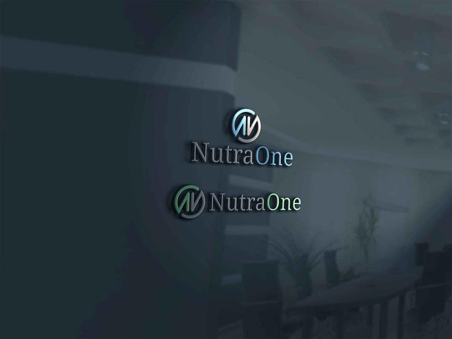 Proposition n°                                        223                                      du concours                                         Design a Logo for NutraOne Supplement Line
