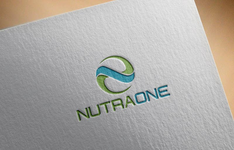 Proposition n°                                        34                                      du concours                                         Design a Logo for NutraOne Supplement Line
