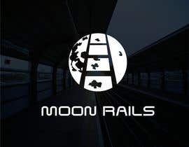 #26 for Design a Logo for MoonRails af sergeykuzych