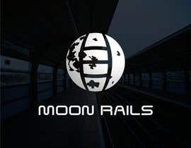 #27 for Design a Logo for MoonRails af sergeykuzych
