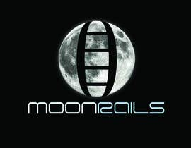 #20 para Design a Logo for MoonRails por jeffcurlew