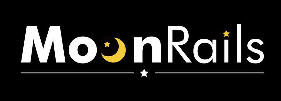 Inscrição nº 4 do Concurso para Design a Logo for MoonRails