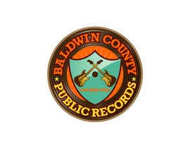 #21 untuk Design a Logo for Baldwin County Public Records oleh jaywdesign