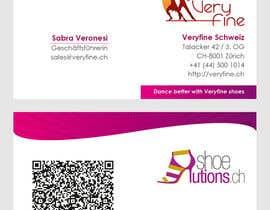 Nro 2 kilpailuun Redesign von bestehende Visitenkarten käyttäjältä sPrePress