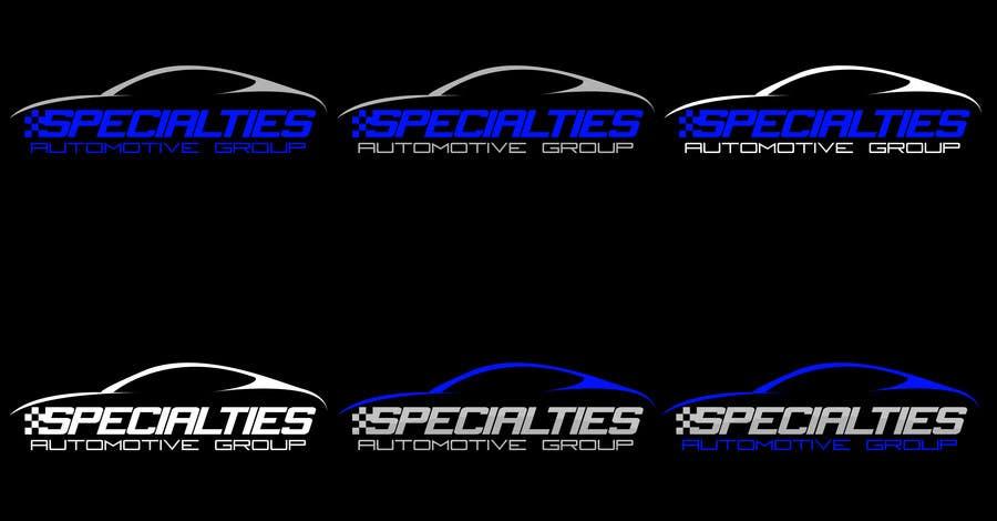 Inscrição nº 30 do Concurso para Design a Logo for Specialties Automotive Group, LLC