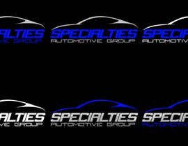 #32 para Design a Logo for Specialties Automotive Group, LLC por francidesigns