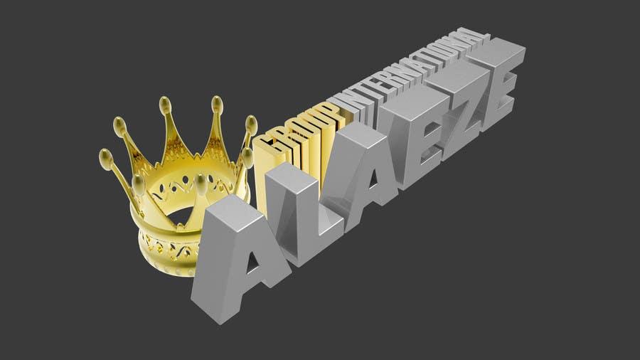 Penyertaan Peraduan #27 untuk Design a Logo for ALAEZE