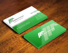 #7 untuk Business Cards and Brochure Design for real estate company oleh gohardecent