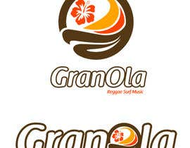 AnnaTaisha tarafından Logo for Banda de Reggae surf Music: GranOla için no 118