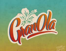 #145 for Logo for Banda de Reggae surf Music: GranOla by magabrielalucero