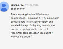 #4 for The best app review by jalik20