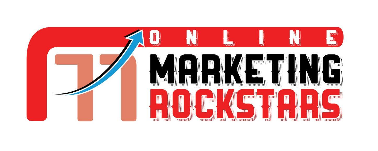 Contest Entry #                                        77                                      for                                         Ontwerp een Logo for Online Marketing Rockstars