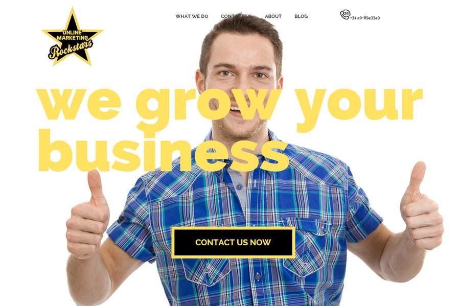 Contest Entry #                                        3                                      for                                         Ontwerp een Logo for Online Marketing Rockstars