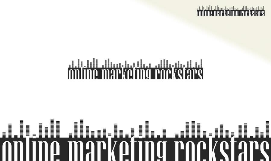 Contest Entry #                                        73                                      for                                         Ontwerp een Logo for Online Marketing Rockstars