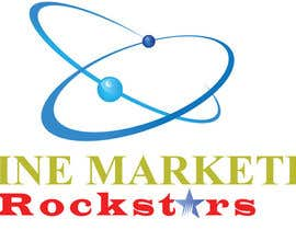 #86 for Ontwerp een Logo for Online Marketing Rockstars af muhammadjunaid65
