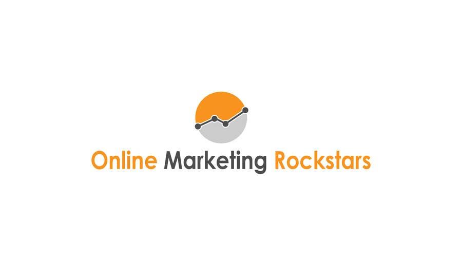 Contest Entry #                                        19                                      for                                         Ontwerp een Logo for Online Marketing Rockstars