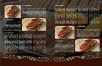Brochure Design Inscrição do Concurso Nº12 para best food brochure