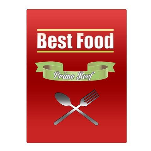 Inscrição nº 16 do Concurso para best food brochure