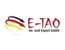 nº 9 pour Design a Logo for E-TAO Im- und Export GmbH par Zsuska