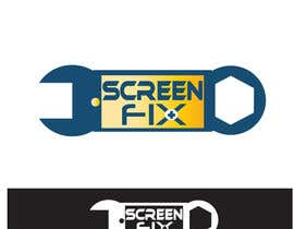 nº 136 pour Design a Logo for ScreenFix par inspirativ