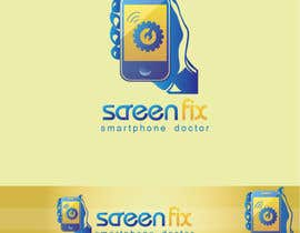 #92 for Design a Logo for ScreenFix by andiecrev