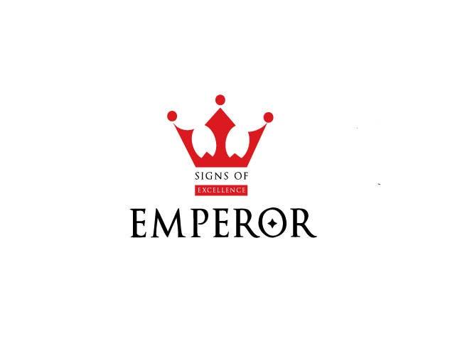 Konkurrenceindlæg #35 for Design a Logo for Emperor.Ida