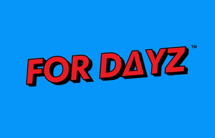 """Proposition n°                                        151                                      du concours                                         Design a Logo for """"for dayz"""" action sports brand"""