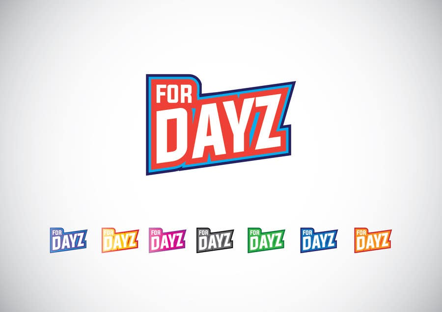 """Proposition n°                                        330                                      du concours                                         Design a Logo for """"for dayz"""" action sports brand"""
