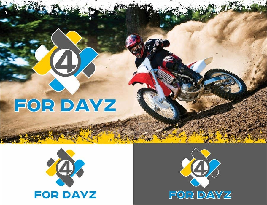 """Contest Entry #                                        661                                      for                                         Design a Logo for """"for dayz"""" action sports brand"""