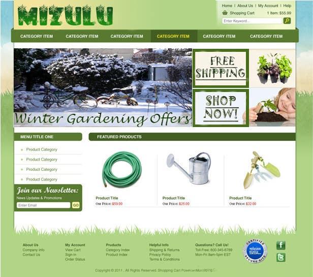 Proposta in Concorso #                                        11                                      per                                         Graphic Design for Mizulu