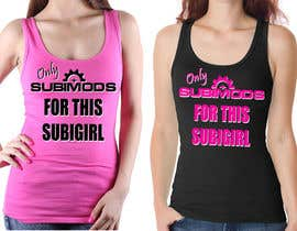 #17 for 3 Shirt Designs For A Subaru Parts Company af rebeccakoonz