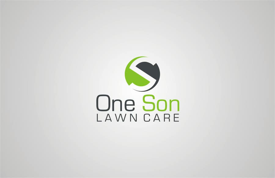 Penyertaan Peraduan #49 untuk Show me what you got! Design a Logo for my new company One Son Lawn Care