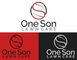 #46 for Show me what you got! Design a Logo for my new company One Son Lawn Care af vladspataroiu