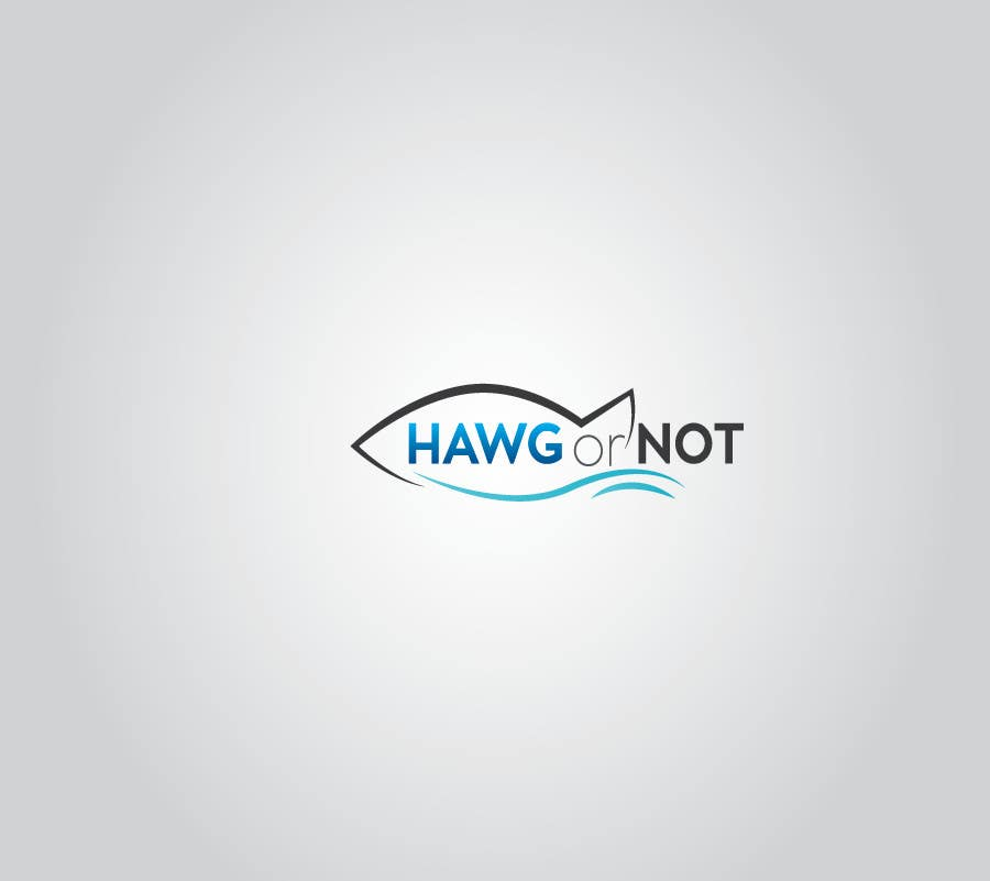 Contest Entry #                                        12                                      for                                         Design a Logo for my Fish Blog (Hawg or Not)