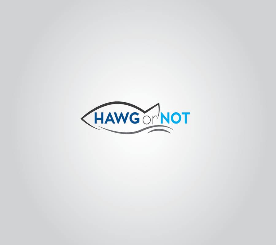 Contest Entry #                                        13                                      for                                         Design a Logo for my Fish Blog (Hawg or Not)