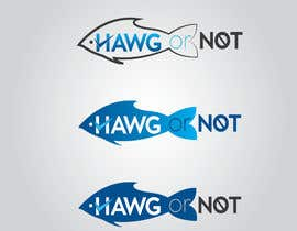 #19 para Design a Logo for my Fish Blog (Hawg or Not) por Med7008