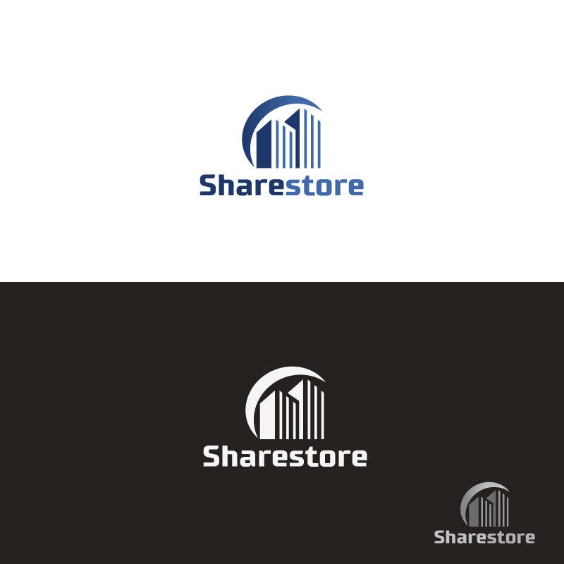 Contest Entry #                                        16                                      for                                         Design a Logo for Sharestore