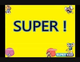 gunjanraval tarafından Create a Lyric Video for SuperKidz için no 1