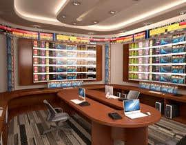 Nro 14 kilpailuun Design a high tech stock trading room käyttäjältä prakash02gupta