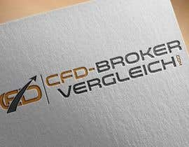 dreamer509 tarafından logo design (plus favicon) for CFD Broker website için no 51